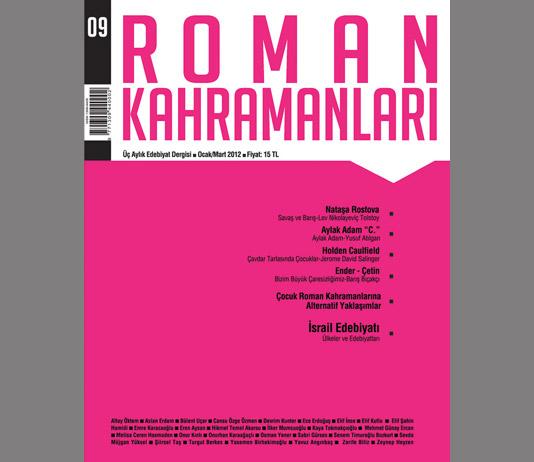 Roman Kahramanları 9. Sayı