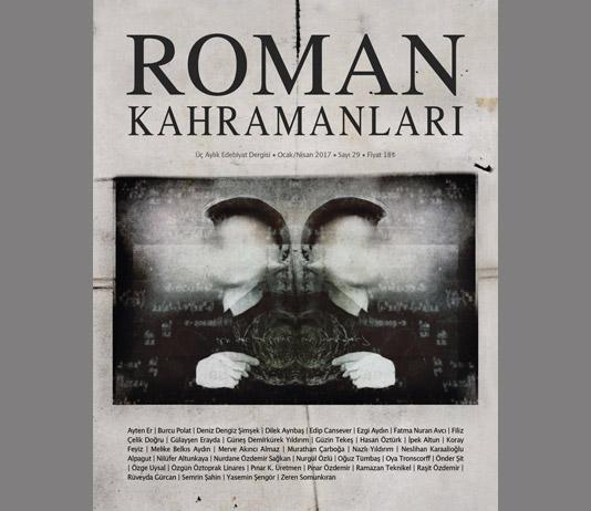 Roman Kahramanları 29. sayı