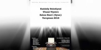 Ulusal Tiyatro Sahne Eseri Oyun Yarışması Başlıyor