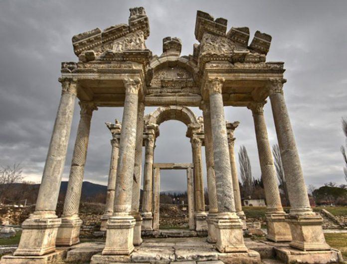Aphrodisias UNESCO Dünya Miras Listesinde