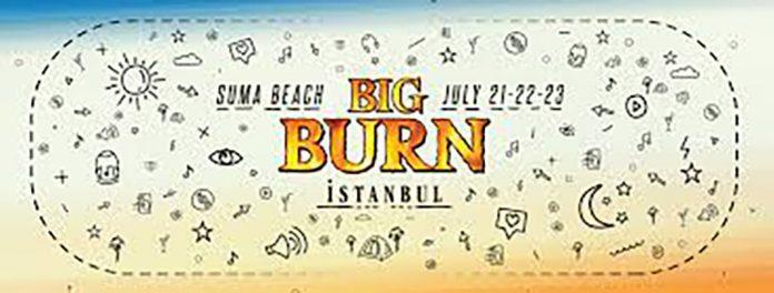 Big Burn Temmuz'da Kilyos'ta