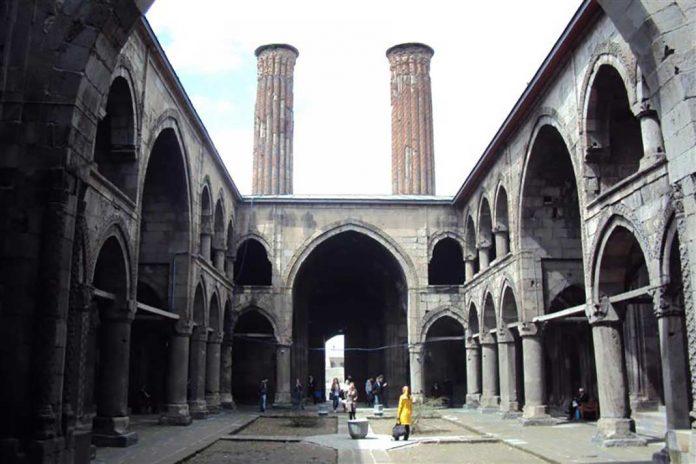 Erzurumun Çifte Minareli Medresesi Müze Oluyor
