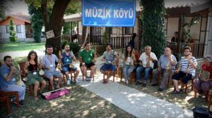 Ritmin Yeşil Rengi Müzik Köyü