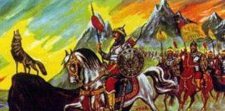 Oğuz Kağan Destanı'ndaki Mitolojik Unsurlar