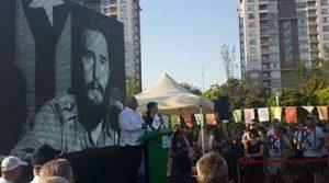 Ankaraya Fidel Castro Parkı