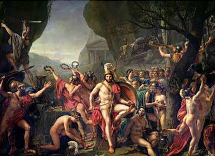 Güneş'in Kalbi Ağustos Aslan Günü ve Spartalı Leonidas