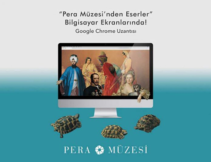 Pera Müzesinden Eserler Google Chromeda