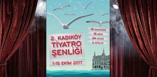 2 Kadıköy Tiyatro Şenliği Başlıyor
