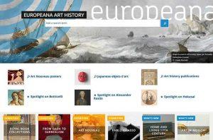 Avrupanın Sanat Tarihi Parmaklarınızın Ucunda