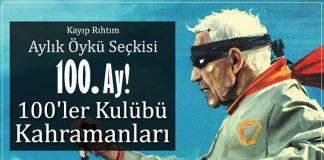 Kayıp Rıhtım ve 100ler Kulübü Kahramanları