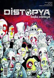 Distopya Dergi Raflarda