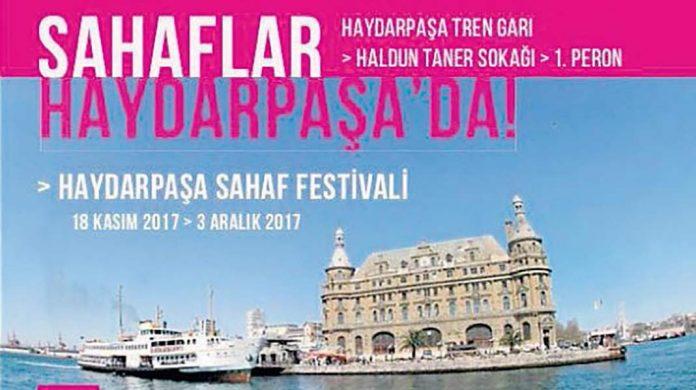 Haydarpaşa Garı Sahaflar Festivali