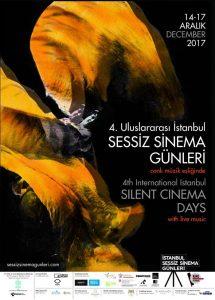 Uluslararası İstanbul Sessiz Sinema Günleri Başlıyor