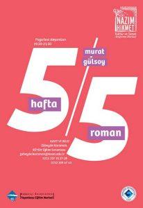 Boğaziçi Üniversitesinde 5 Hafta 5 Roman