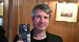 Eric Vuillard Goncour 2017 ödülüne layık bulundu
