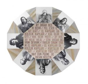 Sanatçı Nil Yaltere Aware Onur Ödülü