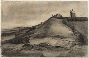 Van Goghun yeni bulunan resmi sergide