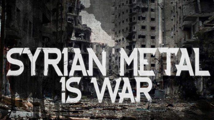 Savaşın İçinden Yükselen Bir Müzik Sesi Syrian Metal Is War