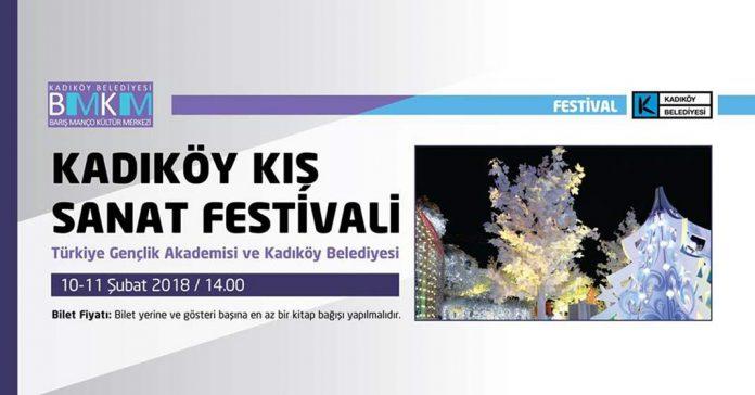 Kadıköy Bu Yıl da Sanatla Isınıyor!