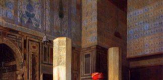 The Prayer at the Tomb İkonografik Bir Yorum Denemesi