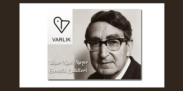 Yaşar Nabi Nayır Gençlik Ödülleri İçin Başvurular Başladı