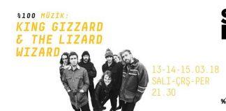 King Gizzard & The Lizzard Wizzard Sonunda İstanbulda